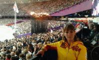Ruth Aguilar en los Juegos de Londres 2012